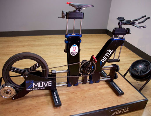 Velocraft Muve Fit Bike Bike Fitting
